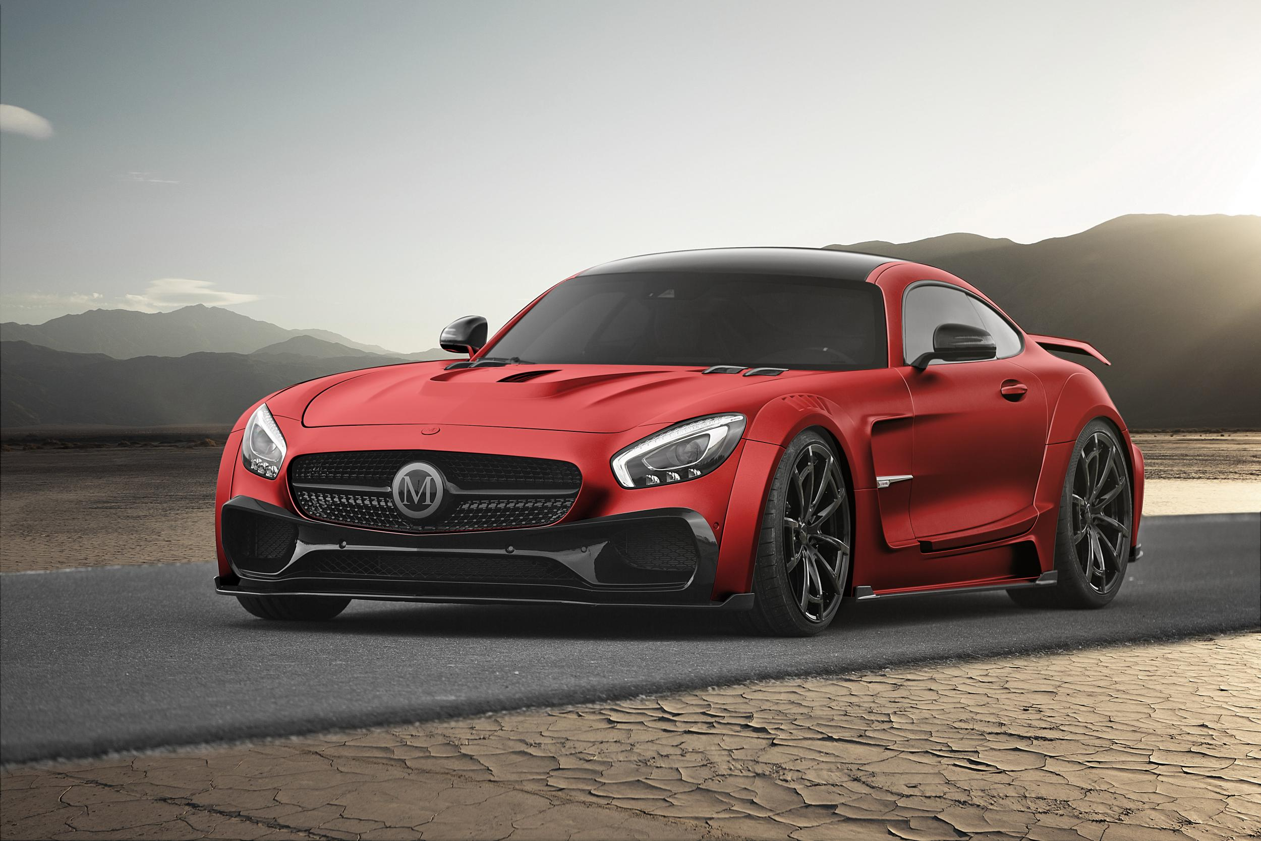 impressive mercedes amg gt s by mansory supercar report. Black Bedroom Furniture Sets. Home Design Ideas