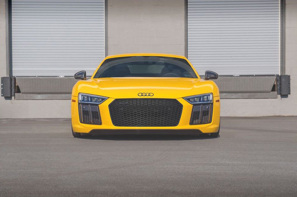 2017 Audi R8 Twin Turbo