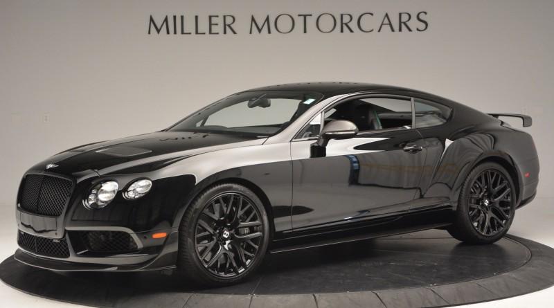 Black Bentley GT3-R