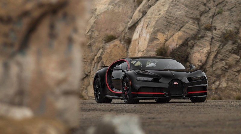 First US-Spec Bugatti Chiron