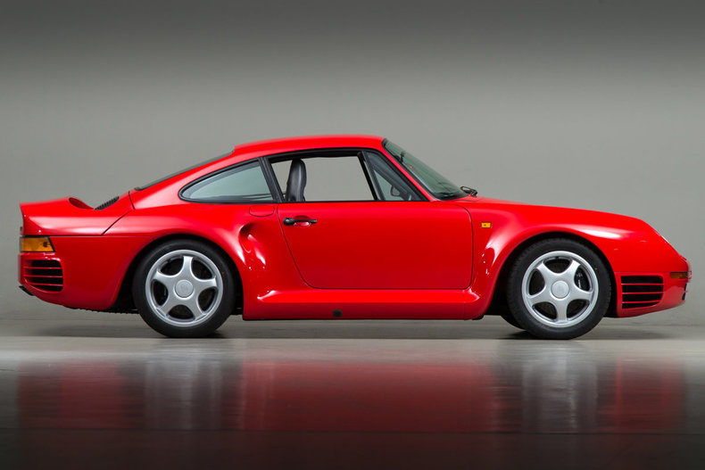 1988 Porsche 959 Sport Supercar Report