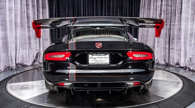 Dodge Viper ACR Voodoo II Edition For Sale