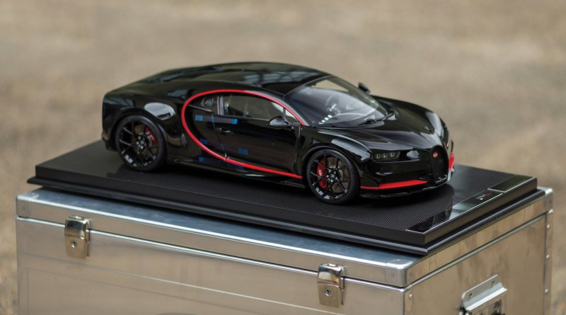 Bugatti Chiron Model Car