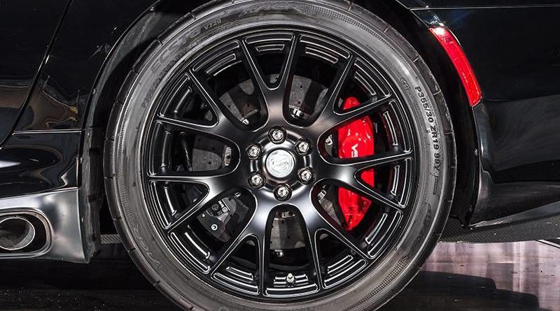 Dodge Viper ACR Voodoo II Edition Wheel
