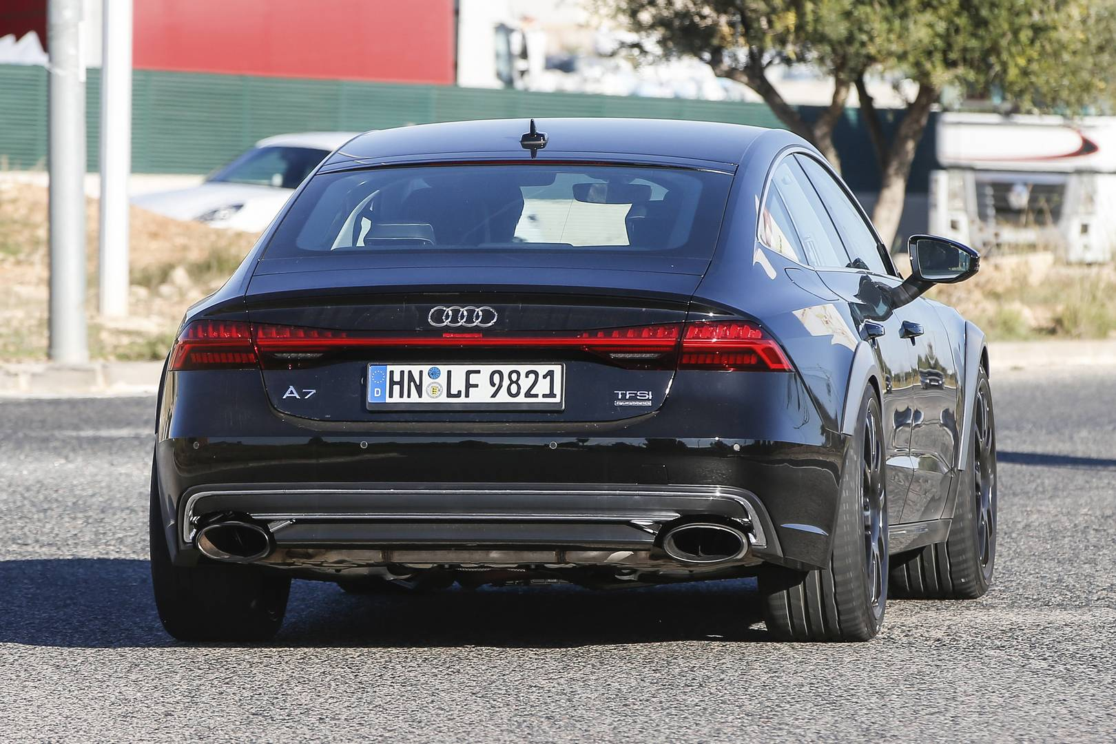 2019 Audi Rs7 Test Mule Supercar Report
