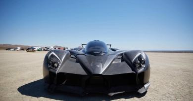 The All-New Tachyon Speed Electric Hypercar