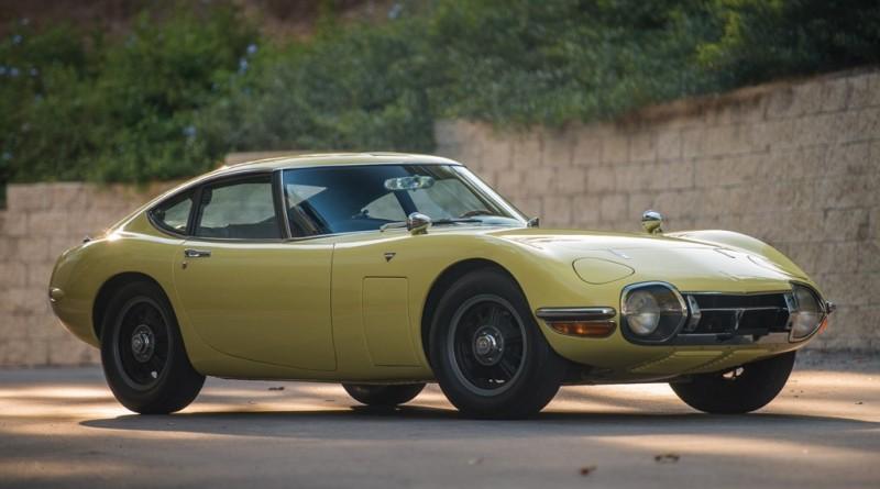1967 Toyota 2000GT