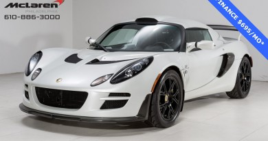 Ice White Lotus Exige S 260 Final Edition For Sale