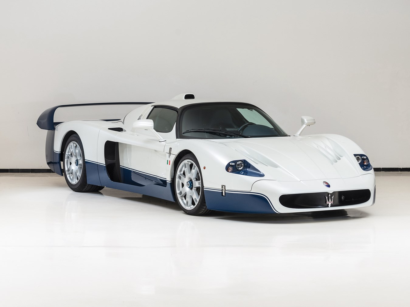 2005 Maserati MC12 Up For Auction In Paris Supercar Report
