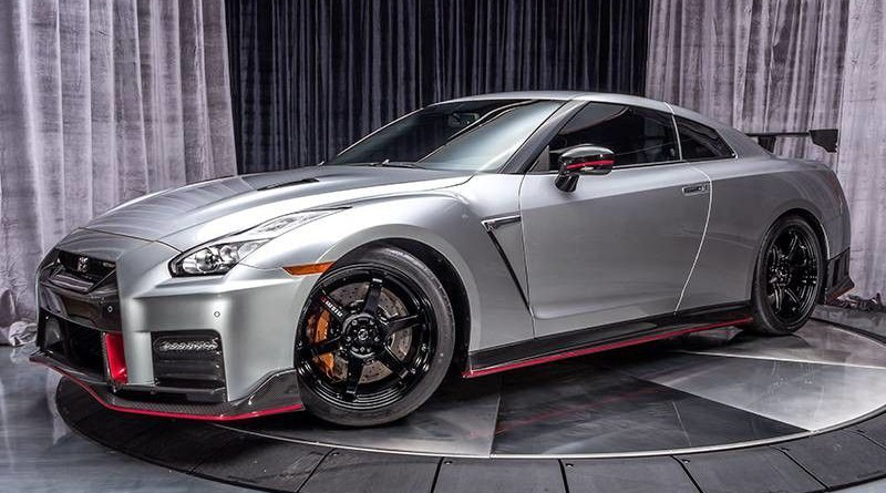 2017 nissan gt r nismo for sale in las vegas supercar report. Black Bedroom Furniture Sets. Home Design Ideas