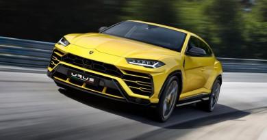The 2019 Lamborghini Urus Revealed