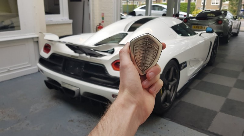 Koenigsegg Agera N