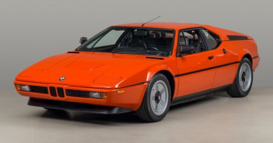 Henna Red 1980 BMW M1 For Sale