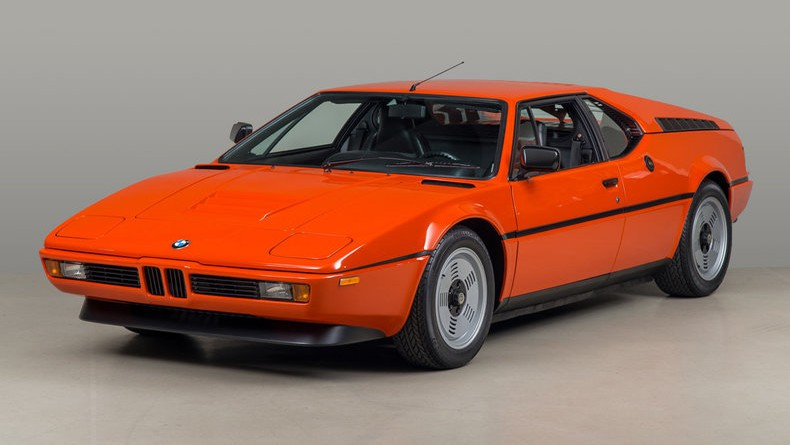 Henna Red BMW M For Sale Supercar Report - 1981 bmw m1 for sale