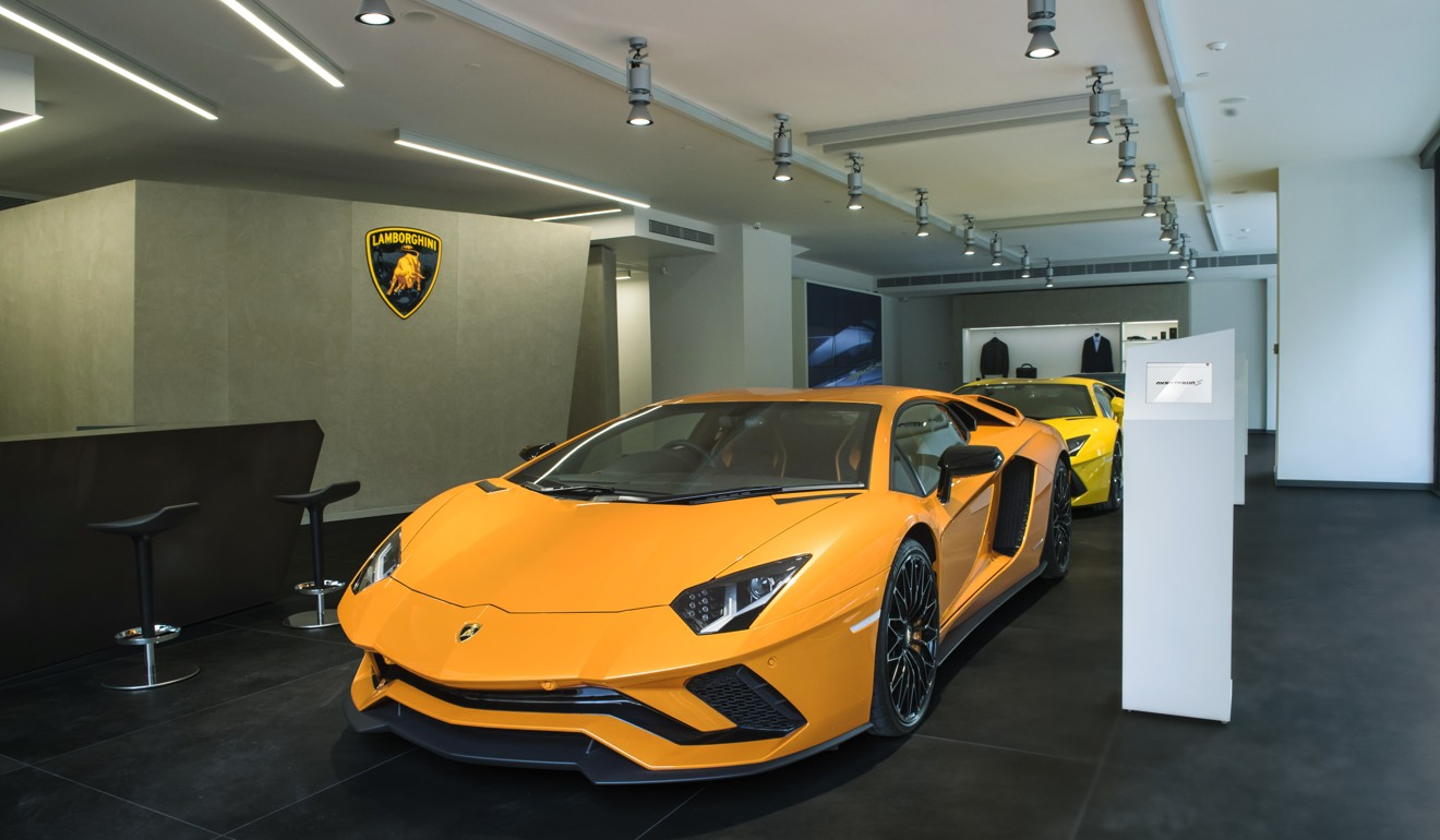 Lamborghini Dealer Macau Supercar Report