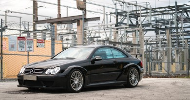 Rare USA Imported Mercedes CLK DTM For Sale