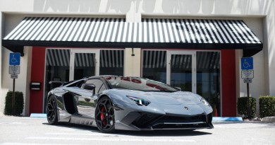 Novitec Lamborghini Aventador SV Roadster For Sale