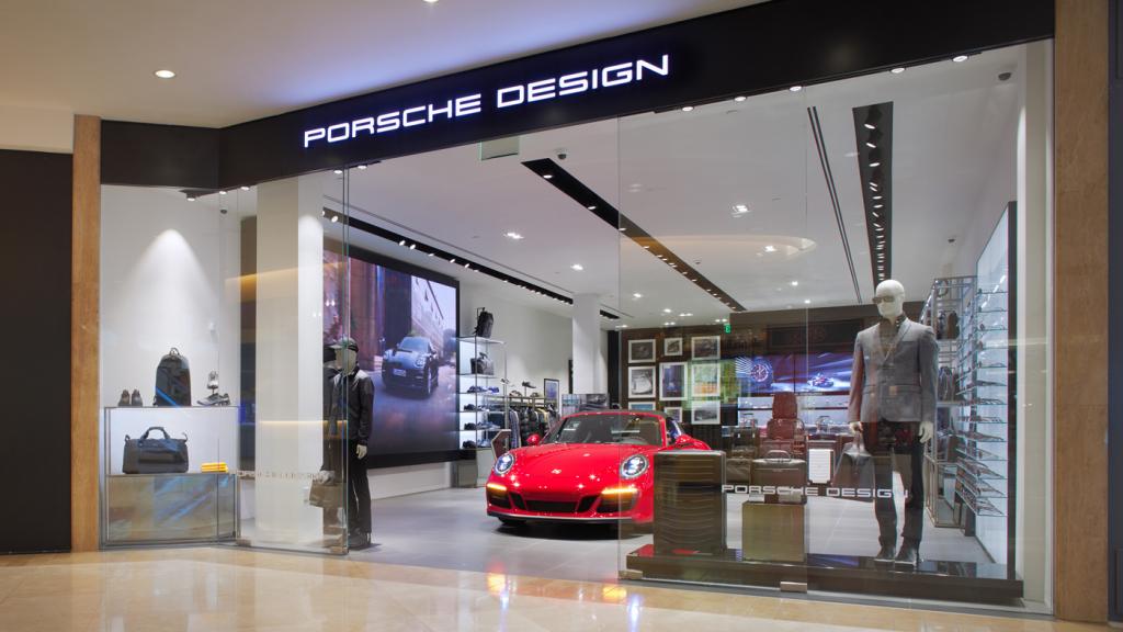 New Porsche Design Concept Store Opens Supercar Report
