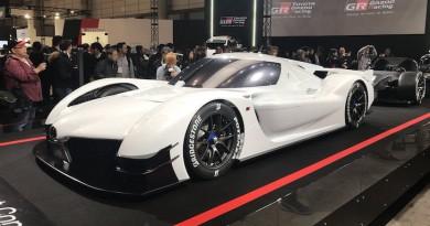 Toyota GR Super Sport Concept Revealed