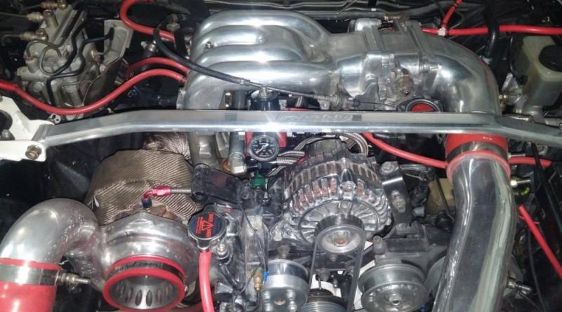 1994 Mazda RX-7 Turbo Engine
