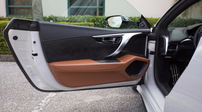 2017 Acura NSX Door