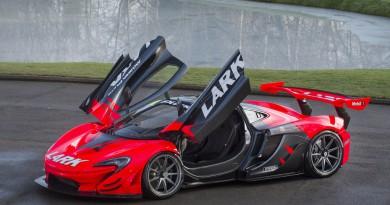 Road Legal LARK McLaren P1 GTR For Sale