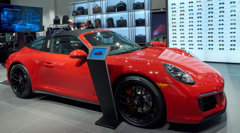 Porsche Design Store Costa Mesa
