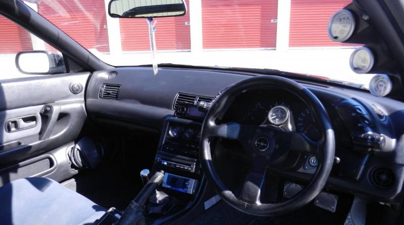 1990 Nissan Skyline GT-R R32 Interior