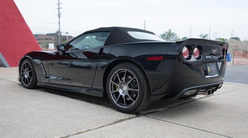 2009 Corvette Callaway GT1 Championship Edition For Sale