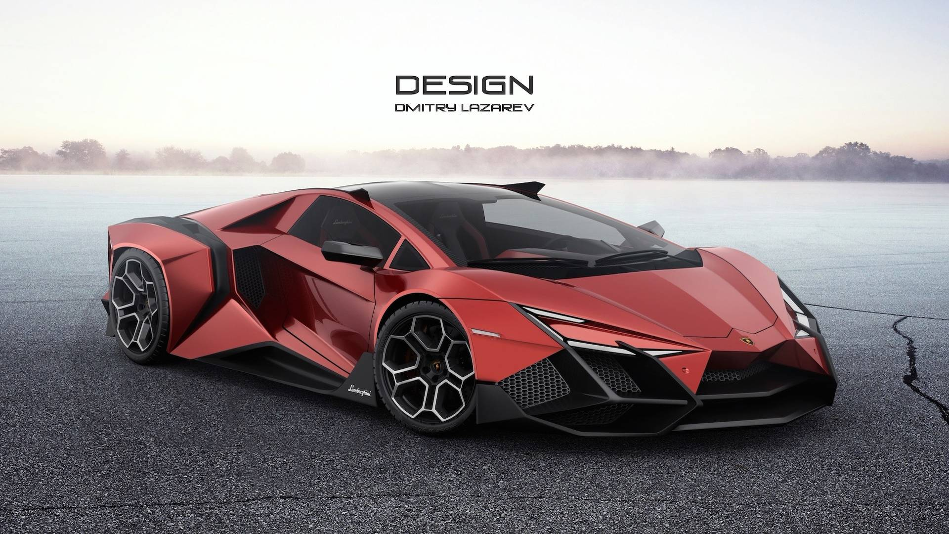 Lexus For Sale >> The Lamborghini Forsennato Hypercar Concept | Supercar Report