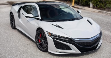 Casino White Acura NSX For Sale In South Florida
