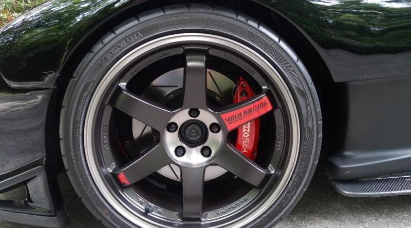 1994 Mazda RX-7 Turbo Wheel