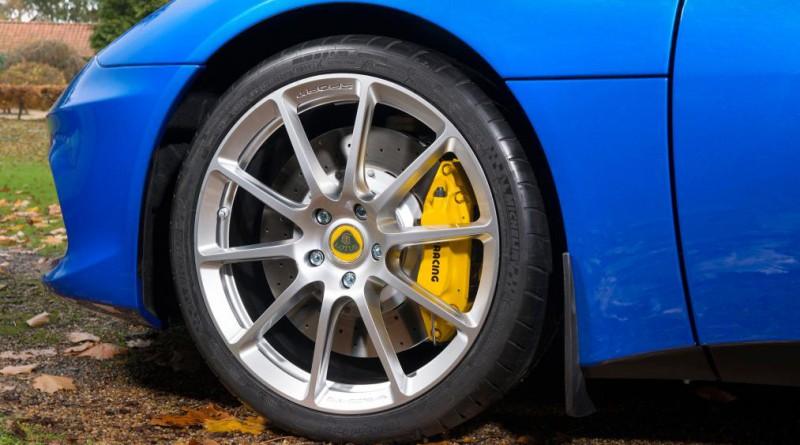 2018 Lotus Evora GT410 Sport Wheel
