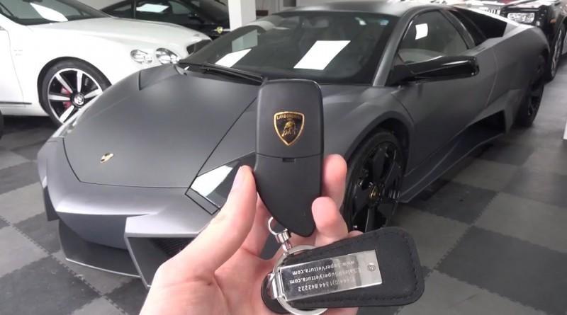 Lamborghini Reventón Tour