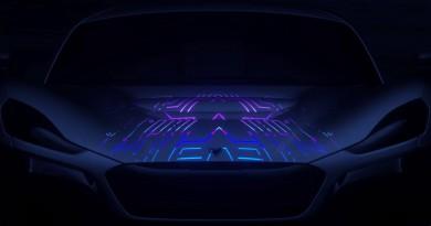 Rimac Next Generation Electric Hypercar Teaser