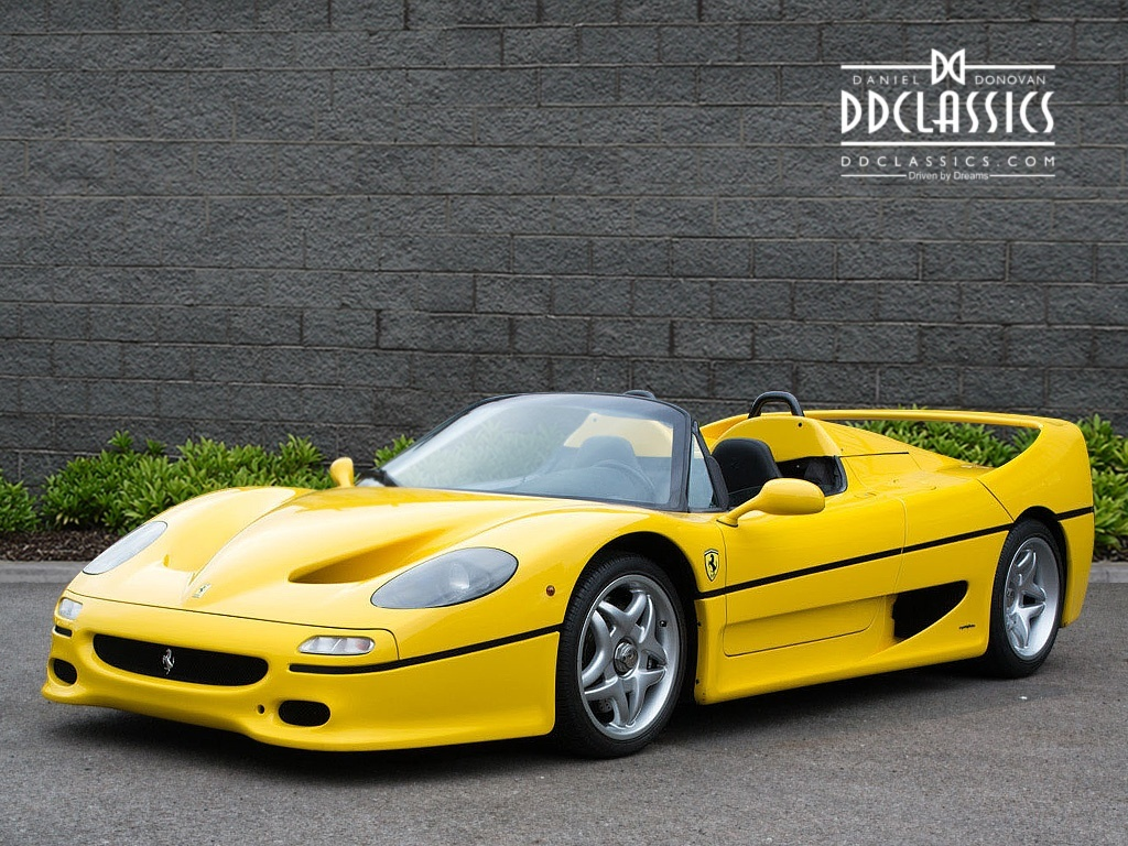 1997 Ferrari F50 For Sale In London Supercar Report