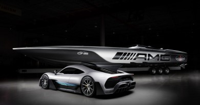Mercedes-AMG Cigarette Racing 515 Project ONE Boat