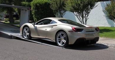 70th Anniversary Ferrari Delivered In Chile