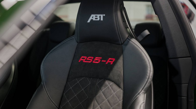 ABT Audi RS5-R Seats