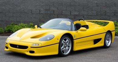 1997 Ferrari F50 For Sale In London
