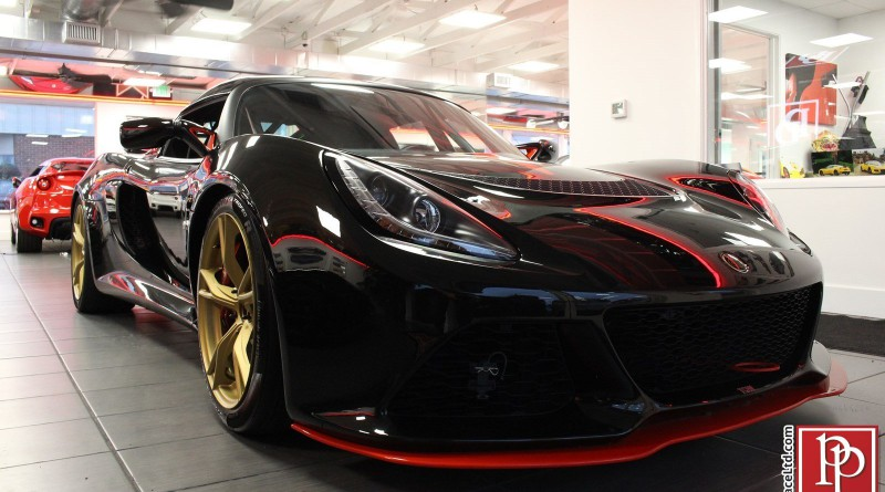 Used Lotus Exige Cup LF1