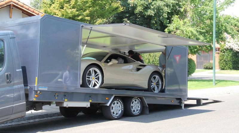Ferrari Delivery Chile