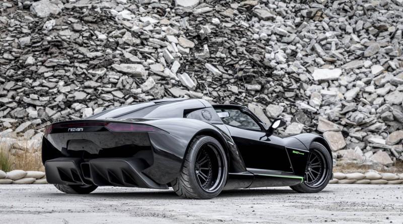 New Beast Alpha X Blackbird