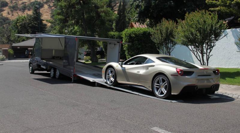 Ferrari 488 GTB 70th Anniversary Delivered