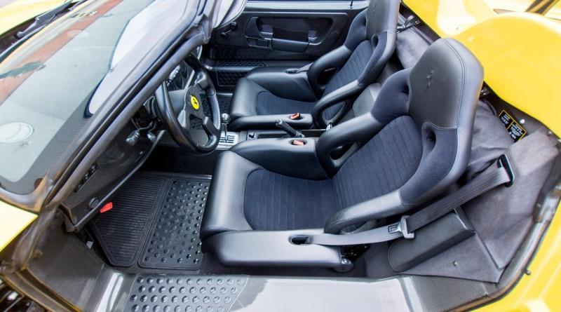 Ferrari F50 Seats