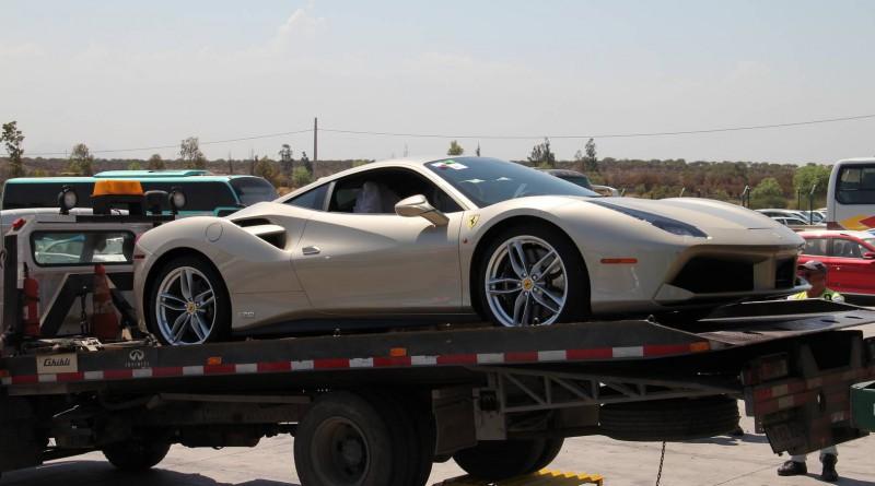 Ferrari 488 Delivered To Chile