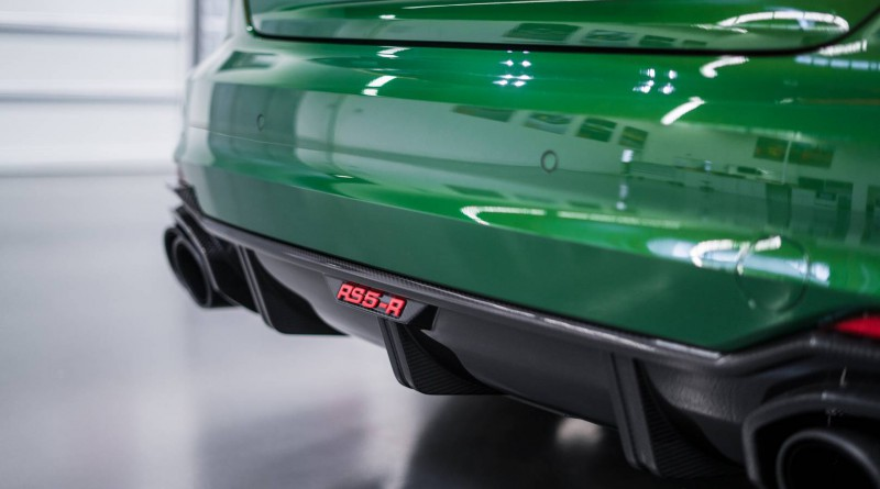 ABT Audi RS5-R Exhaust