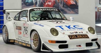 Porsche 993 GT2 Race Car For Sale