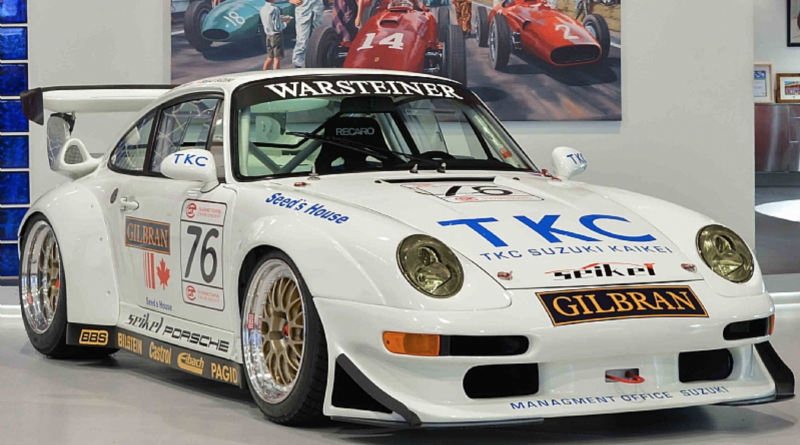 1996 Porsche 993 GT2 Race Car