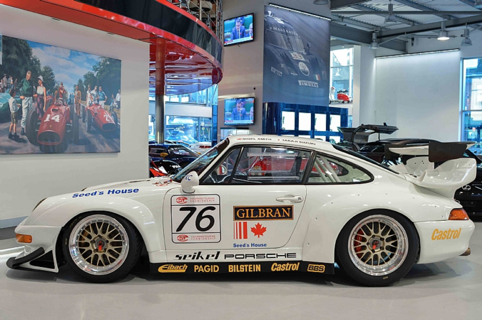 Porsche 993 Gt2 Race Car For Sale Supercar Report